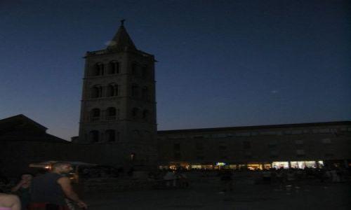Zdjecie CHORWACJA / Zadar / Zadar Rynek / ZADAR