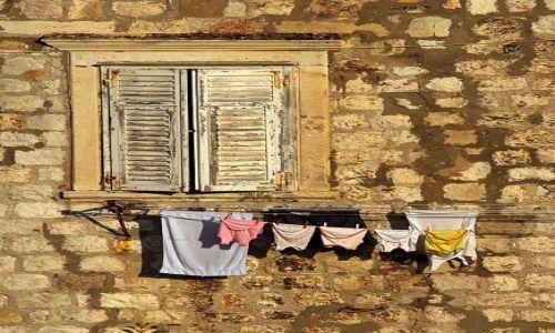 Zdjecie CHORWACJA / Dubrovnik / Dubrovnik / impresje z Dubrovniak :)  pranie