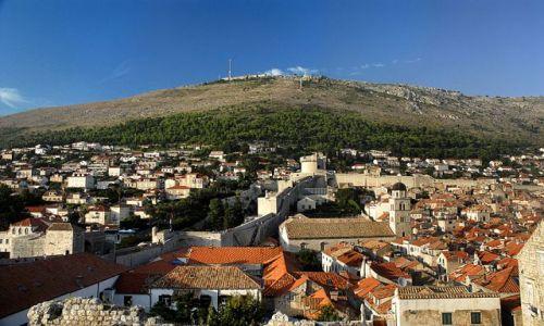 Zdjęcie CHORWACJA / Dubrovnik / Dubrovnik / mury miasta (prawie jak w Chinach:)