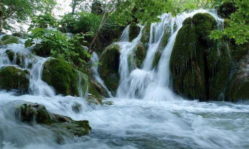 Zdjecie CHORWACJA / Plitvickie Jeziora / Plitvickie Jeziora / Trochę mokro...