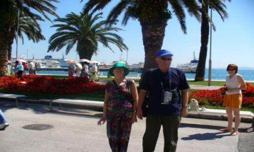 Zdjecie CHORWACJA / Dalmacja / Split / Największy port w Chorwacji.