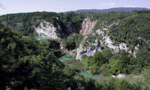 Zdjecie CHORWACJA / Plitvice / Park Narodowy / Plitvice 2