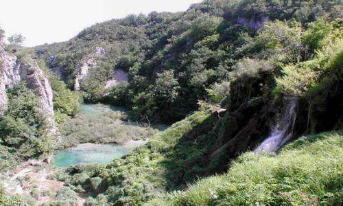 Zdjecie CHORWACJA / PLITVICE / Park Narodowy / Plitvice 3