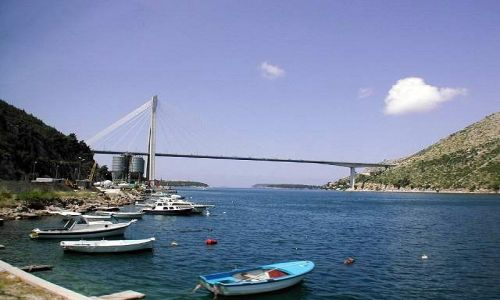 Zdjecie CHORWACJA / Dalmacja / Dubrovnik / Dubrovnik 1