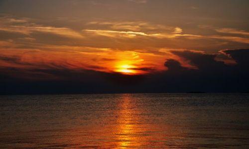 Zdjecie CHORWACJA / Płw. Istria / Rovinj / Zachód słońca w Rovinj 2