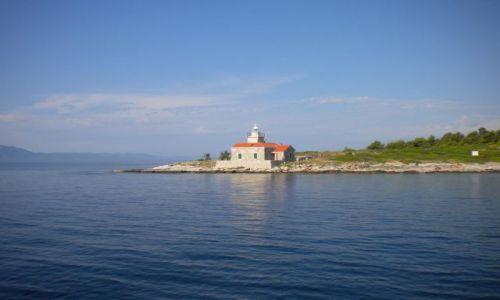 Zdjecie CHORWACJA / Dalmacja / HVAR / Latarnia Morska