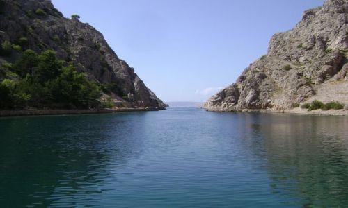 Zdjecie CHORWACJA / - / Adriatyk / Symetria