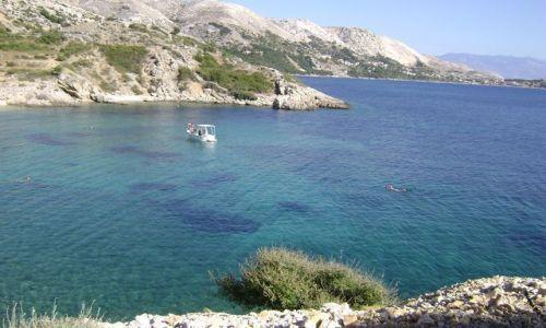 Zdjęcie CHORWACJA / - / Adriatyk / Góry i ocean