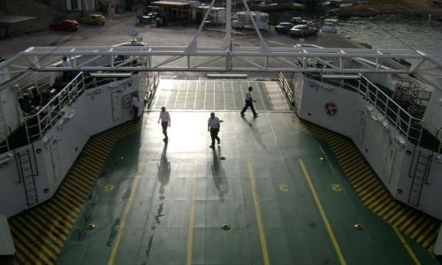 Zdjęcie CHORWACJA / - / Adriatyk / Trzech kapitanów
