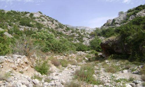 Zdjecie CHORWACJA / - / Stinica / Nieprzyjazne góry Chorwacji