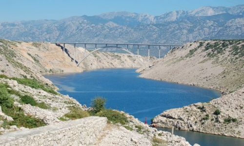 Zdjecie CHORWACJA / Dalmacja / Park Narodowy Paklenica / Góry Dynarskie