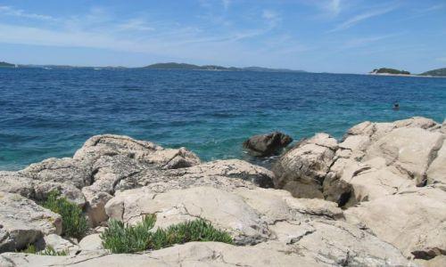 Zdjecie CHORWACJA / Dalmacja / Murter / Naokoło wysp