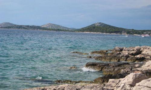 Zdjecie CHORWACJA / Dalmacja / Murter / Wyspy, wyspy, wyspy