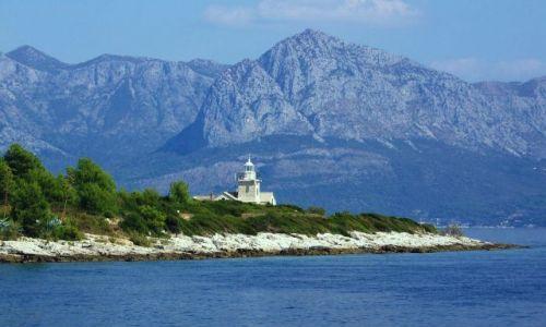Zdjecie CHORWACJA / Dalmacja / Wyspa Hvar / Sucuraj / samotna