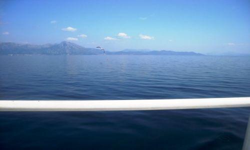 Zdjęcie CHORWACJA / Dalmacja / Adriatyk / wielki błękit