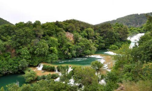 Zdjecie CHORWACJA / Dalmacja / Park narodowy Krka / Konkurs Cuda Natury