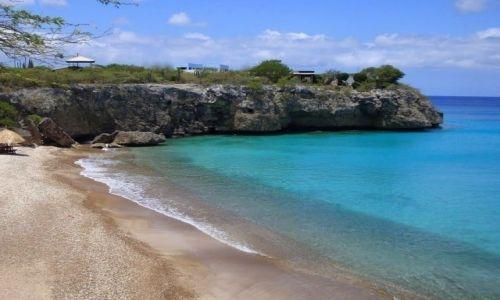 Zdjęcie CURACAO (Holandia) / Willemstad / Plaza Seaquarium   / Slodkie  Curacao