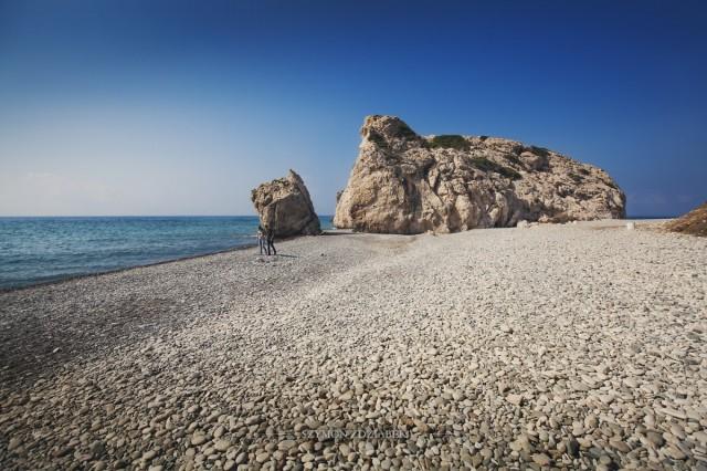 Zdjęcia: Dystrykt Pafos, Skała Afrodyty, CYPR