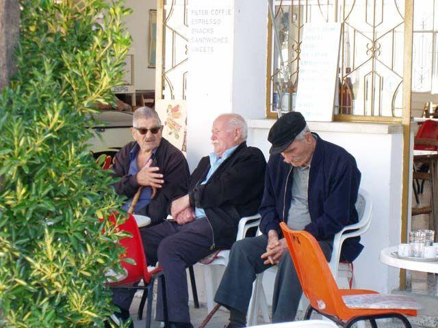Zdj�cia: Paphos, Meska codziennosc, CYPR