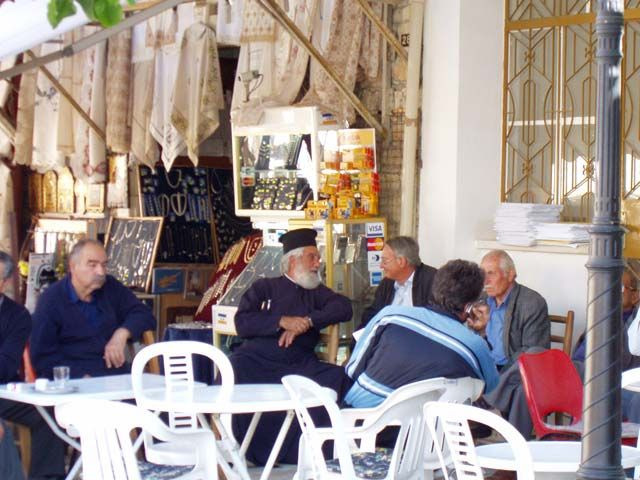Zdjęcia: Paphos, Kolejny obraz codziennego zycia cypryjczykow, CYPR