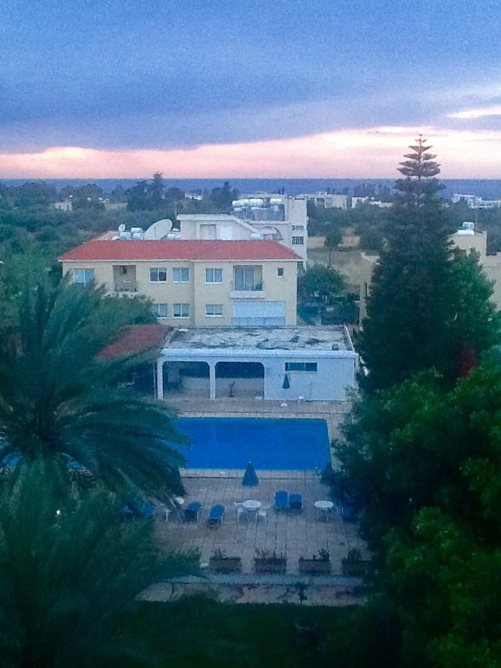 Zdjęcia: Polis, Papnos, O zachodzie, CYPR
