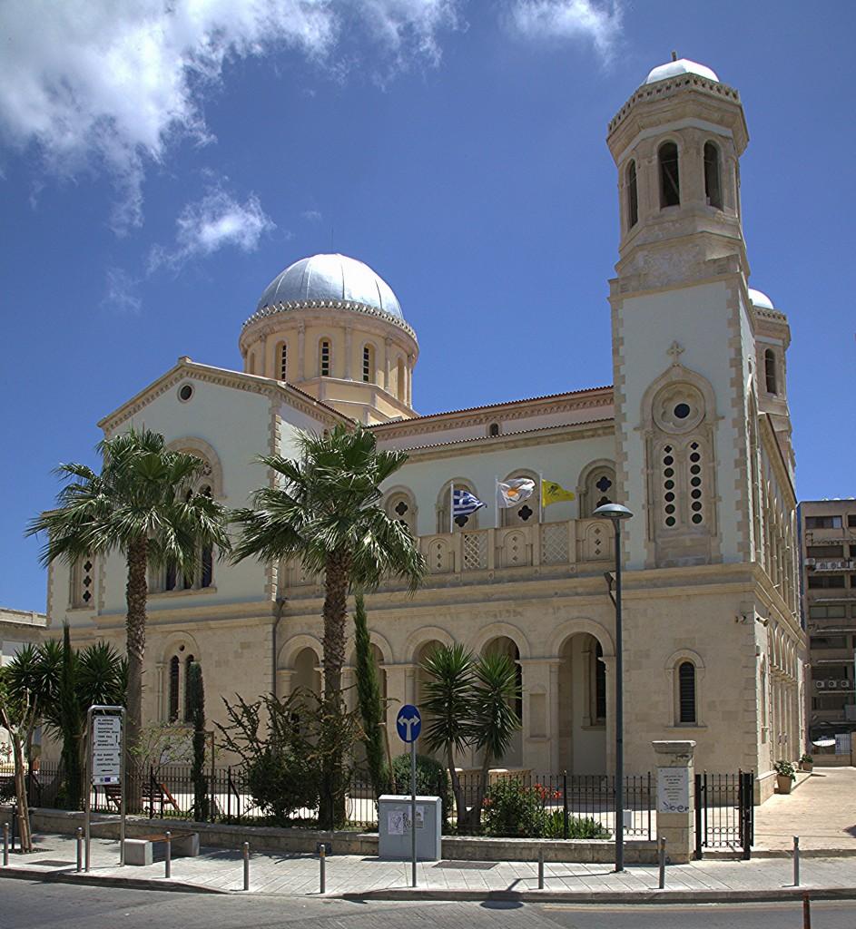 Zdjęcia: Limassol, Południowy, Katedra Agia Napa, CYPR