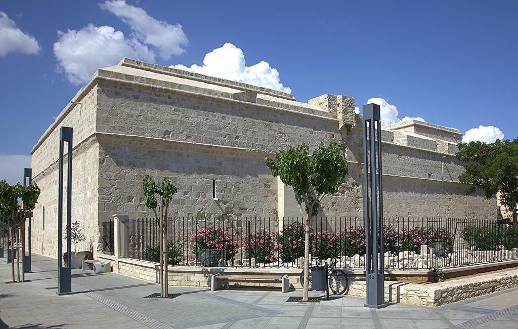 Zdjęcia: Zamek, Limassol, Tutaj ślubował król Ryszard Lwie Serce, CYPR