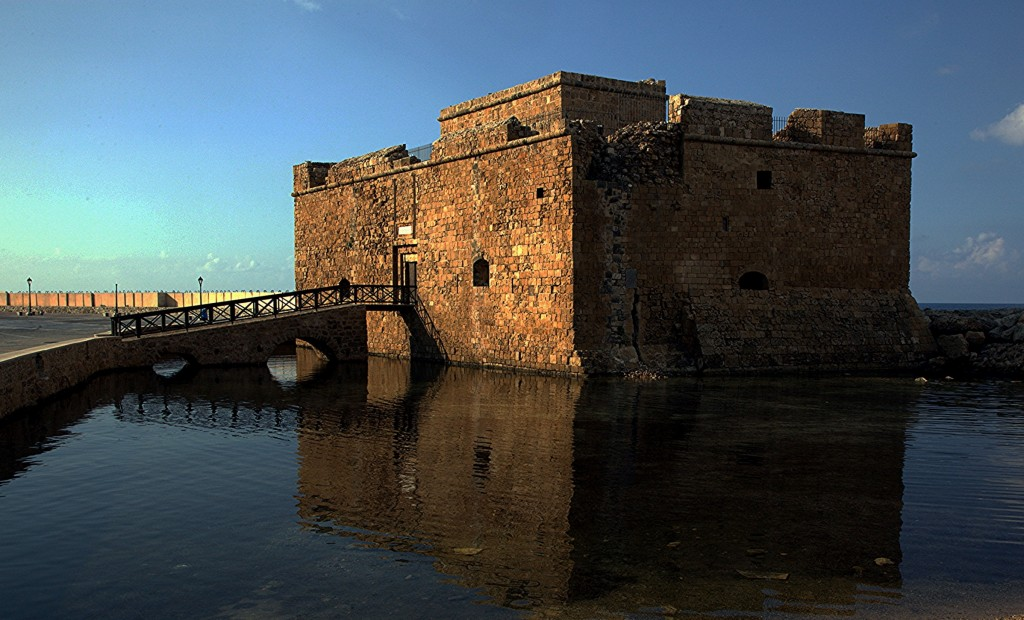 Zdjęcia: Kato Pafos, Pafos, Zamek, CYPR