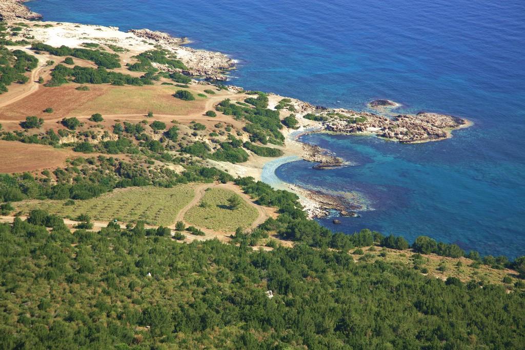 Zdjęcia: Półwysep Akamas, Polis Chrysochous, Barwy natury, CYPR
