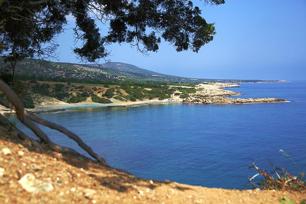 Zdjęcia: Półwysep Akamas, Polis Chrysochous, Błękitne zatoczki, CYPR