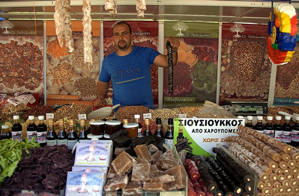 Zdjęcia: Agros, Pitsilia, Naturalne słodkości, CYPR