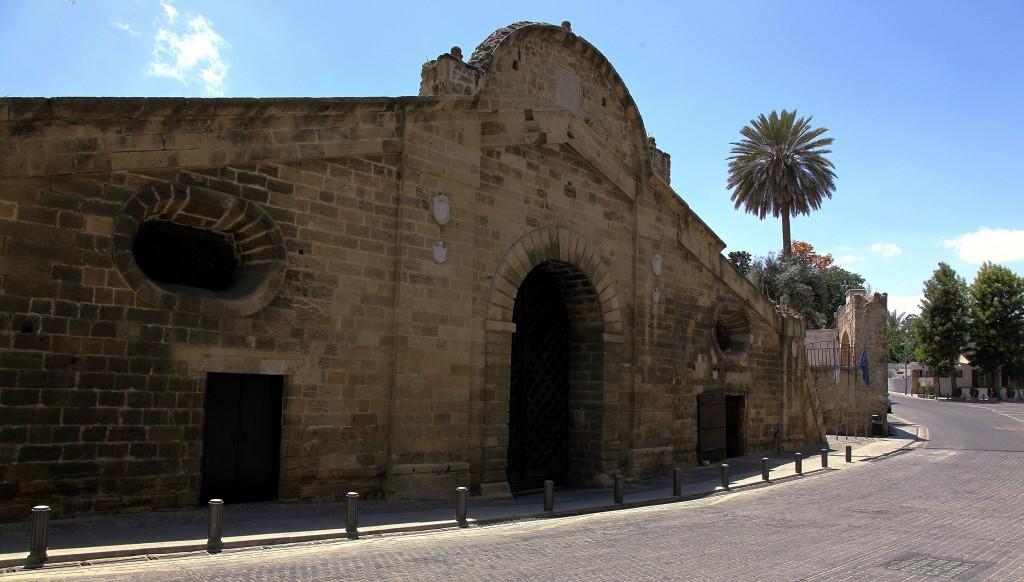 Zdjęcia: Stare Miasto, Nikozja, Brama Famagusta, CYPR
