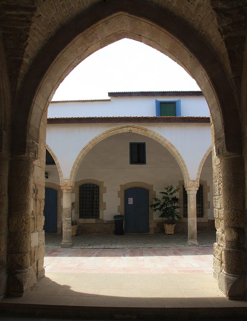 Zdjęcia: Kościół św. Łazarza, Larnaka, Łuki, CYPR