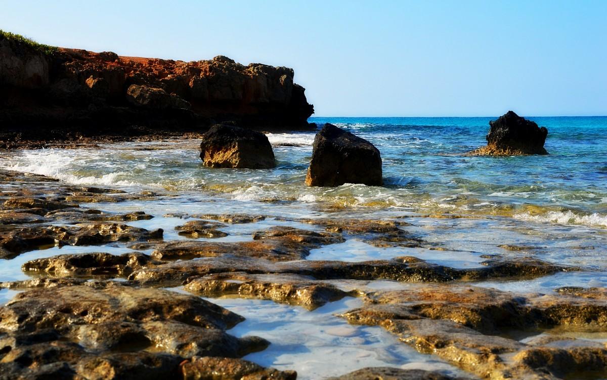 Zdjęcia: Ayia Napa, Nissi beach, CYPR