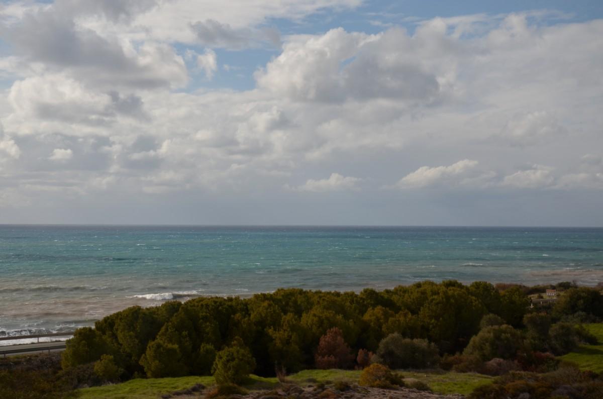 Zdjęcia: przy brzegu, po drodze, kolorowe morze, CYPR