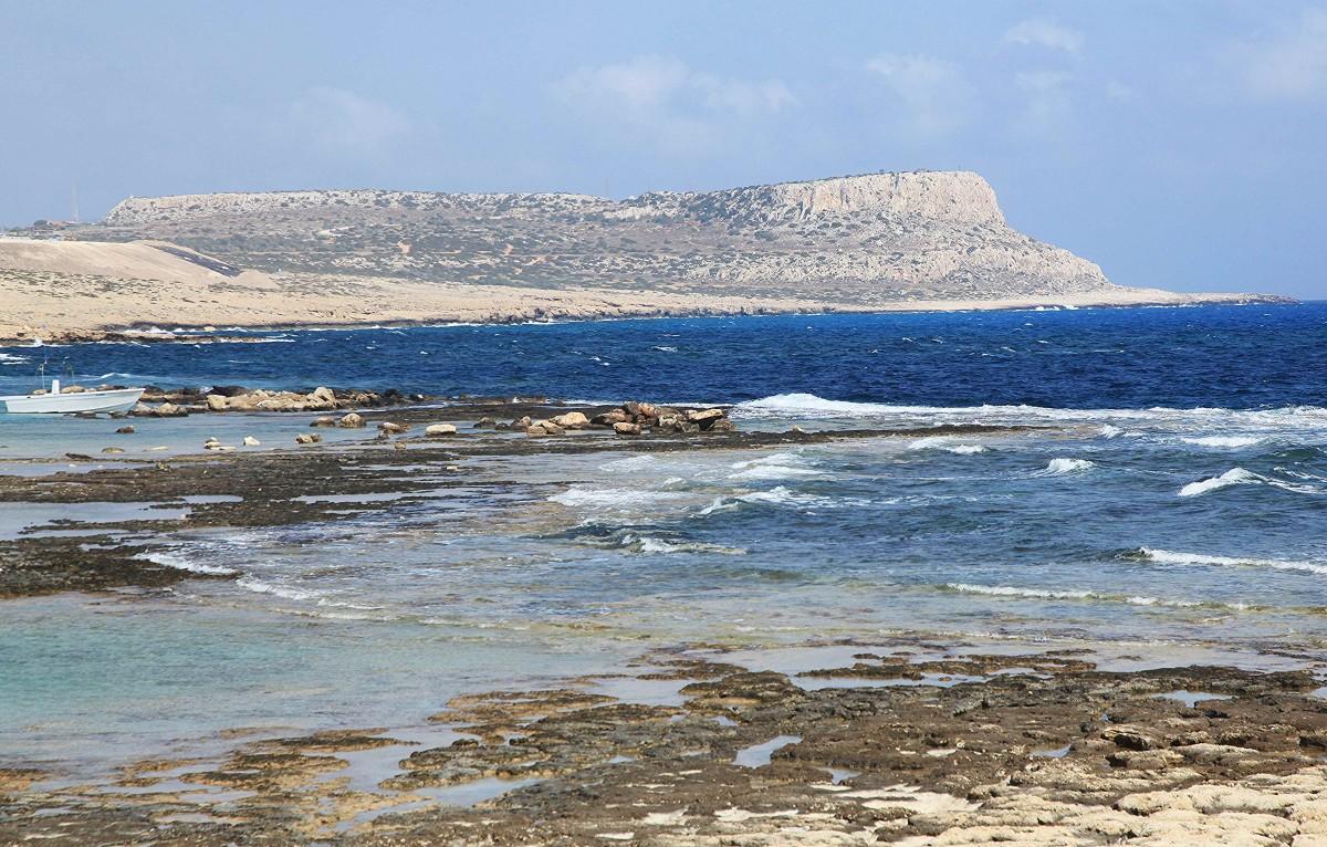 Zdjęcia: Cape Greco ,  Ayia Napa, Przylądek, CYPR