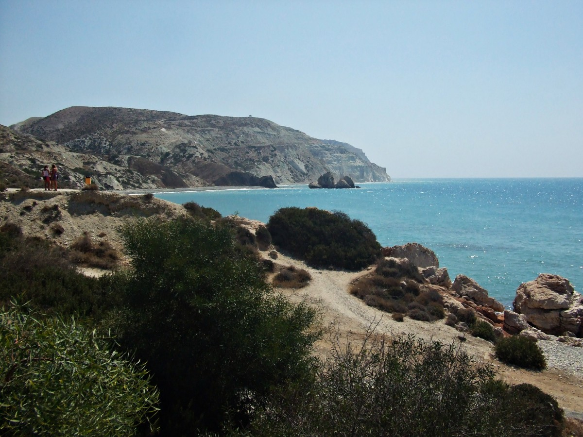 Zdjęcia: Limassol, Limassol, Plaża w Limassol, CYPR