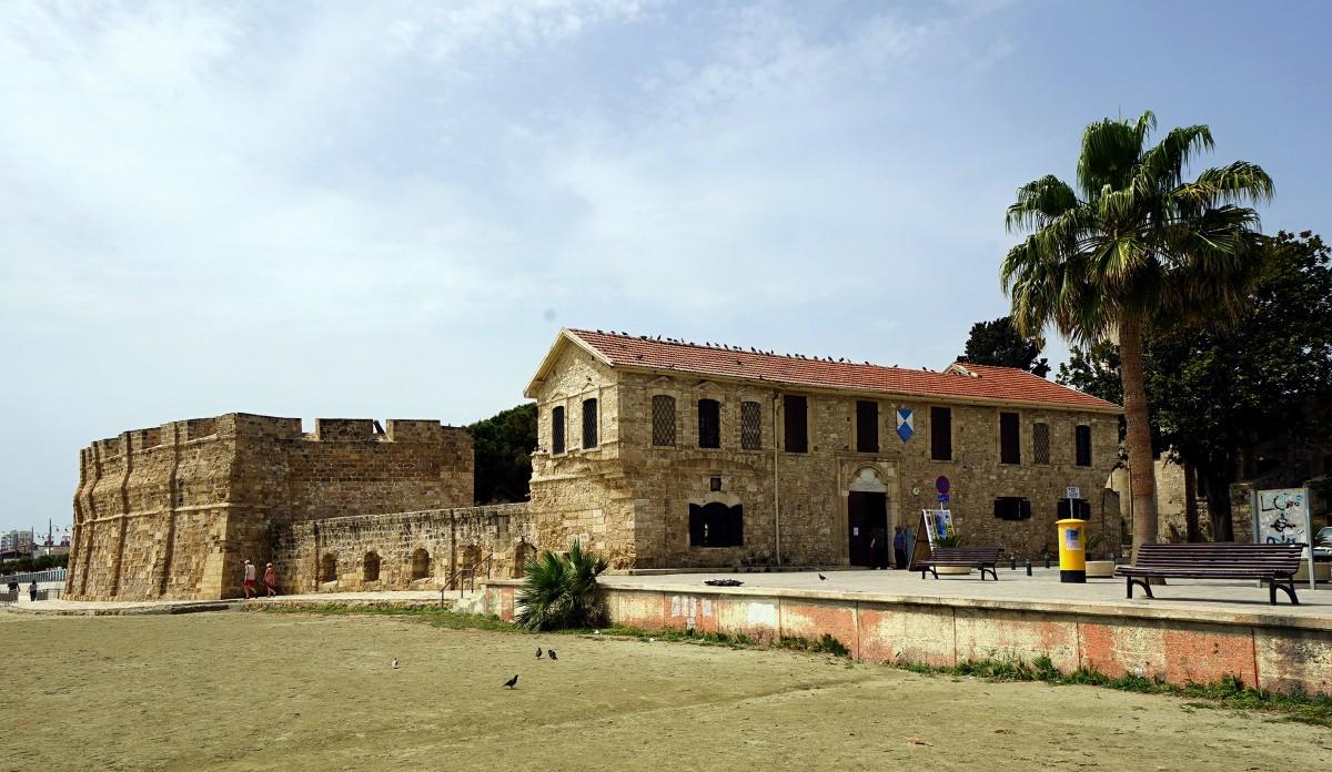 Zdjęcia: ., Larnaka, Zamek, CYPR