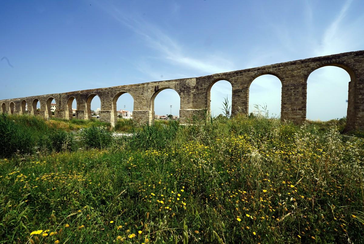 Zdjęcia: ., Larnaka, Akwedukt, CYPR