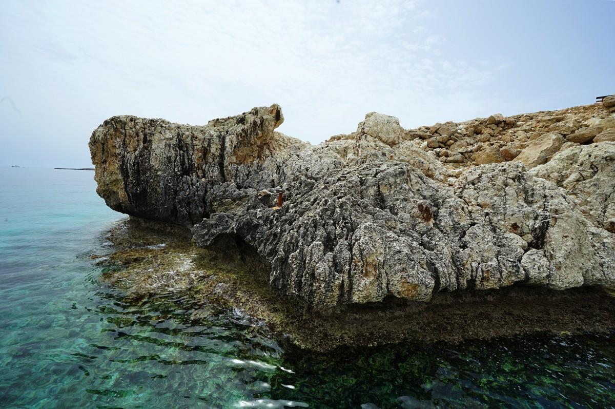 Zdjęcia: Ayia Napa, Larnaka, Nad błękitną laguną, CYPR