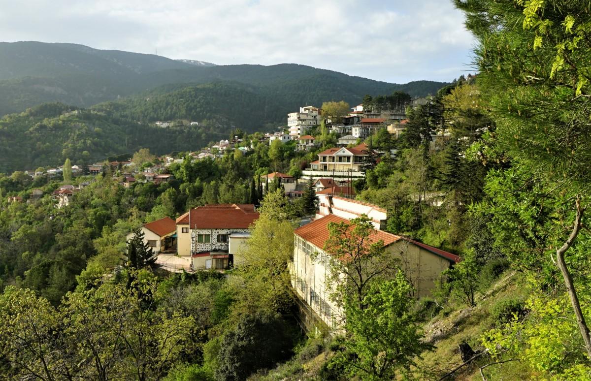 Zdjęcia: ., Góry Troodos, Pedoulas, CYPR
