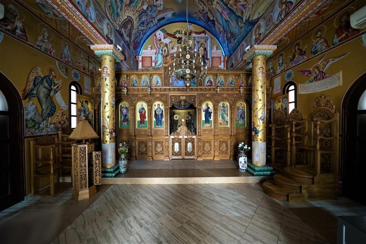Zdjęcia: Ayia Napa,  Larnaka, Kościół św. Jerzego, CYPR