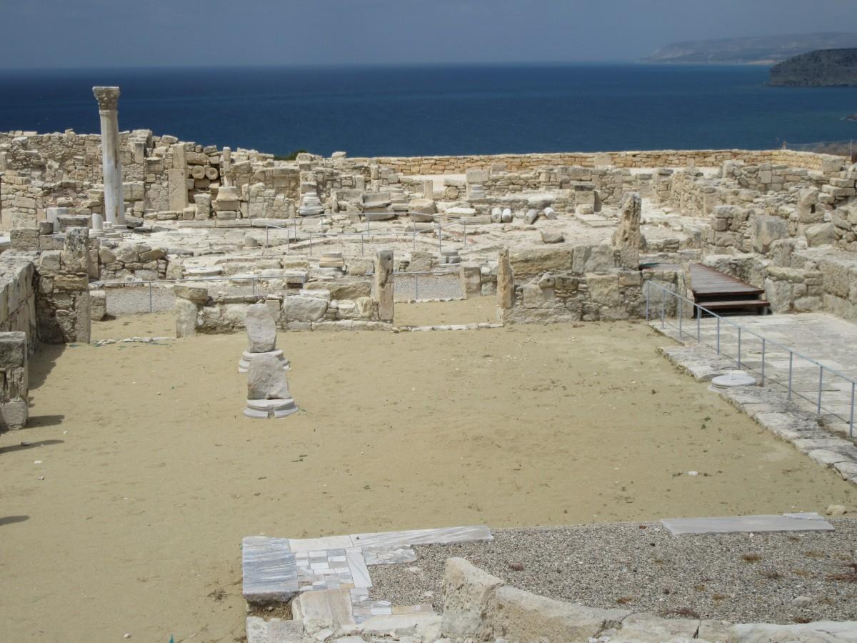 Zdjęcia: Roman Agora, Roman Agora, Cypr, CYPR