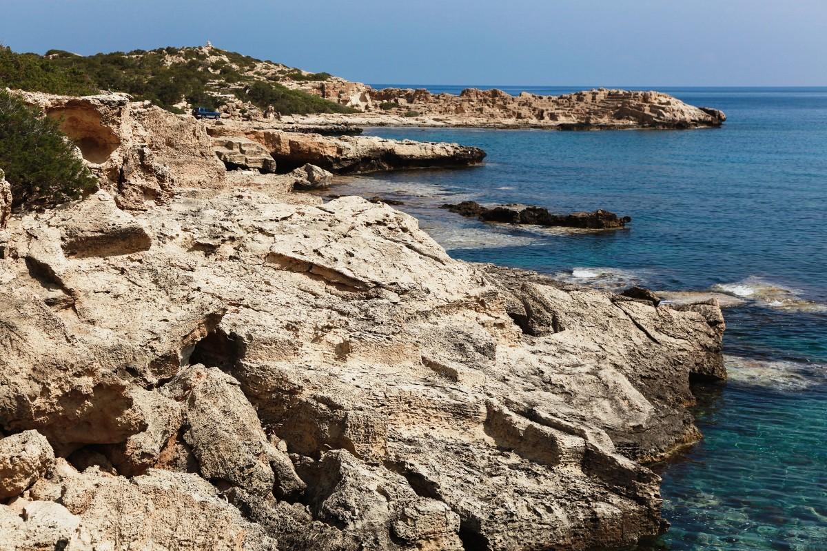 Zdjęcia: Półwysep Akamas, Polis Chrysochous, Pobrzeże, CYPR