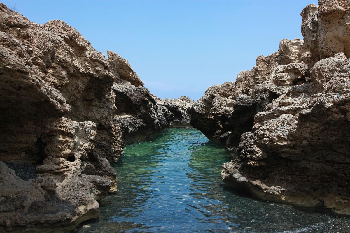 Zdjęcia: Półwysep Akamas, Polis Chrysochous, Zatoczka, CYPR