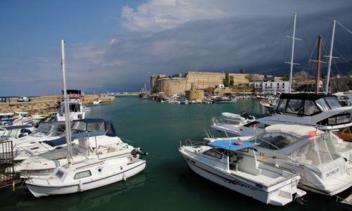 Zdjęcie CYPR / Kyrenia / Kyrenia / port