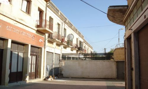 CYPR / Nikozja / Republika Cypru Północnego / Nikozja / Podzielone miasto