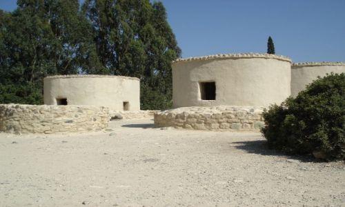 Zdjęcie CYPR / Larnaka / Choirokoitia / Neolityczne osiedle