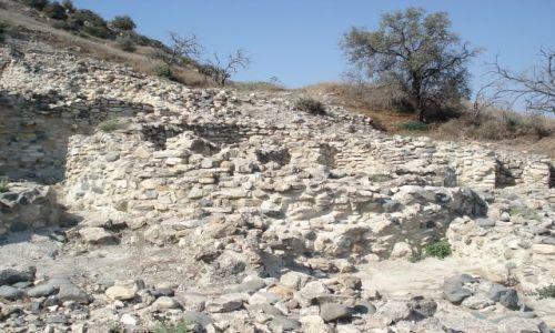Zdjęcie CYPR / Larnaka / Choirokoitia / Neolityczne osiedle (2)