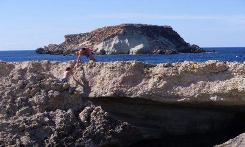 Zdjecie CYPR / Pafos / Sea Caves / Agios Georgious